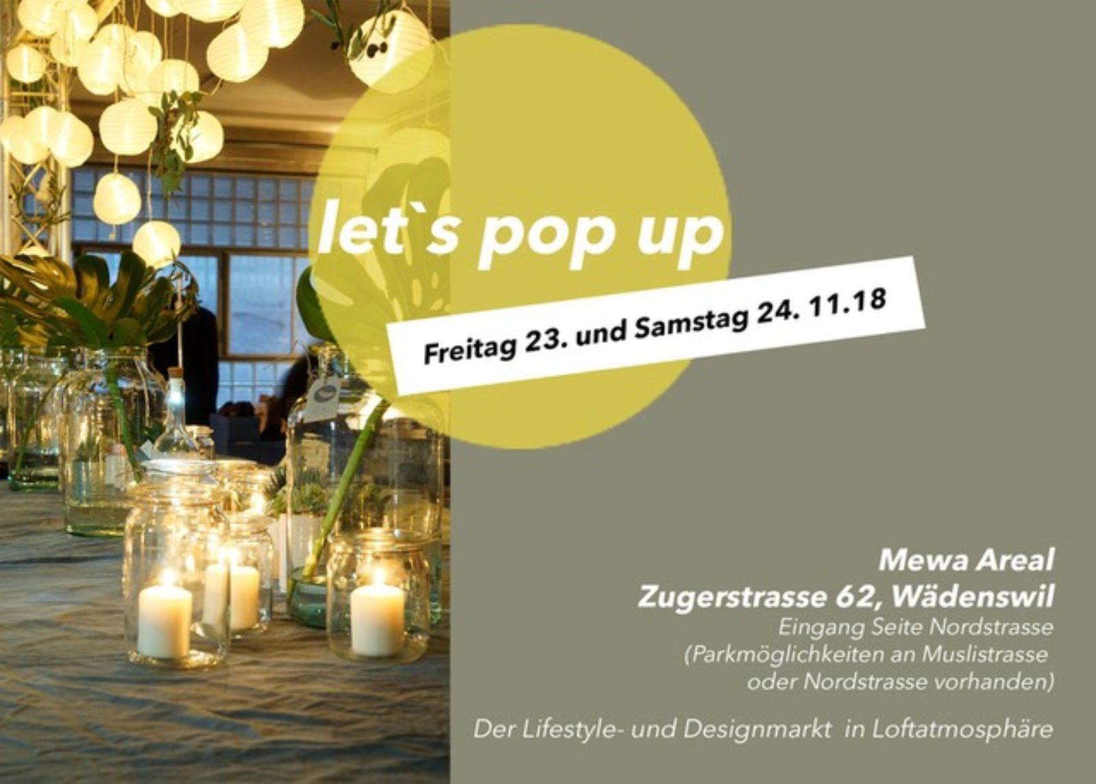 Let's Pop Up Wädenswil